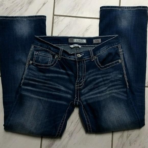 Carter Denim - Carter BKE Denim Blue Jeans Size 32S (UJ0511)